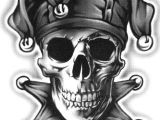Skull Drawing Joker A Art by Og Abel A Badass Skull Art Skull Art Art Og Abel Art