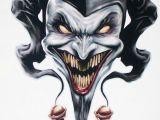 Skull Drawing Joker Jester Tattoo Images Designs Wn Tattoos Jester Tattoo Evil