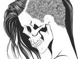 Skull Drawing Outline Pin by Hillary On Hair Skull Art Drawings Art