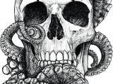 Skull Drawing Small Mr Yarks Photo Lyrics Tattoos Octopus Tattoos Skull Tattoos