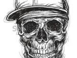 Skull Drawing with Bandana 123 Best Badass Drawings Images Drawings Skull Art Skulls