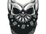 Skull Drawing with Bandana 45 Best Bandana Tattoo Designs Images Bandana Tattoo Design