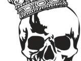 Skull Drawing with Crown 128 Best Crowned Skulls Images Skull Skull Art Skulls
