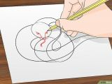 Snake Drawing Easy Step by Step Eine Schlange Zeichnen Wikihow