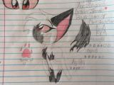 Speed Drawing Of A Cat Ebonyflame by Erin Johnson Art Warrior Cats Warrior Cats Art