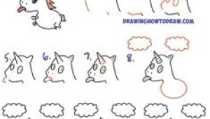 Step by Step Drawing A Cartoon Unicorn 332 Best How to Draw Kawaii Images In 2019 Learn to Draw Cute