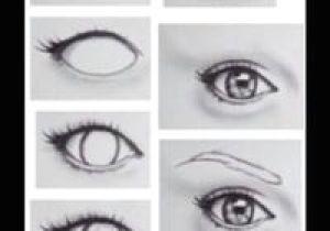 Steps In Drawing An Eye Step by Step Eye Drawing My Board Drawings Art Drawings