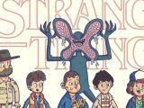 Stranger Things Drawings Easy Stranger Things Sticker Pack No 1 Promo by Slaptastick