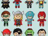 Superhero Costume Ideas Drawing Cute Superheroes Drawing Superhero Marvel Chibi