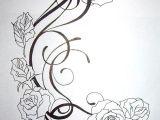 Tonal Drawings Of Roses 45 Beautiful Flower Drawings and Realistic Color Pencil Drawings
