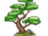 Trees that are Easy to Draw Draw A Bonsai Tree Bonsai Tree Tattoos Tree Illustration
