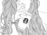Tumblr Drawing Designs Tumblr Girl Drawing Photos