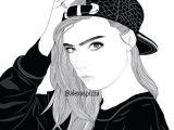 Tumblr Drawing Girl Nike A A A A Fadedcigarettes Wattpad