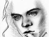 Tumblr Drawing Harry Styles Harry Styles Quitecurlyart On Tumblr I I D N N N N N N Ambercp1997