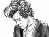 Tumblr Drawing Harry Styles Pin by Alyshia Reid On 1d Harry Styles Harry Styles Drawing One