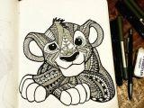 Tumblr Drawing Lion Wow Se Dessin Est Super Beau Ink to Flesh Drawings Disney