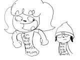 Tumblr Drawing Mom Parappa S Mom Tumblr