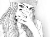 Tumblr normal Drawing 137 Best Tumblr Girl Outlines Images Pencil Drawings Tumblr