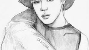V Drawing Jimin 1252 Best A Bts Drawingsa Images In 2019 Draw Bts Boys Drawing