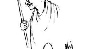 Very Easy Drawing Of Mahatma Gandhi Step by Step 31 Best Gandhi Quotes Images In 2020 Gandhi Quotes Gandhi