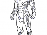 War Drawing Easy Step by Step How to Draw Iron Man From Avengers Infinity