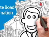Whiteboard Hand Drawing Animation Create Whiteboard Story Animation with Digital Hand Drawn Video Animation
