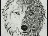 Wolf Drawing Mandala Pin by Jordan Bohanan On Tattoos and Piercings Pinterest Wolf