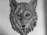 Wolf Drawing Mandala Wolf Wolfmandala Animal Mandala Mandala Pinterest Mandala