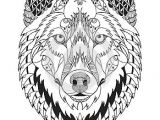 Wolf Drawing Mandala Zentangle Stock Photos Images Pictures 12 040 Images Page