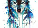 Wolf Drawing Watercolor Image Result for Watercolor Wolf Tattoo Animal Art Drawings