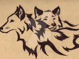 Wolf Mating Drawing Tribal Wolf Mates Three by Shadowdemon77 On Deviantart Pyrography