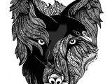 Wolf Viking Drawing Raven Feathers Wolf Head Tattoo Design Tattoos Tattoos Raven