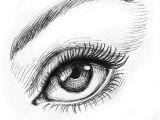 Woman S Eye Drawing Beautiful Female Eye Stock Illustration Illustration Of Girl