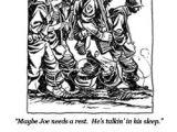 World War 2 Cartoon Drawings Exhibits Bill Mauldin Cartoon Collection