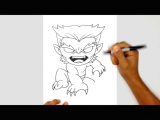 X-men Drawing Easy Learn to Draw Cute Characters for Ipad On the App Store