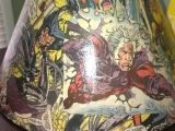 X-men Drawing Easy Mod Podge Old Lampshade and An X Men Comic Book Easy and Awesome
