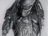 Xenomorph Drawing Easy Predator Pencil Drawing by Louie Diaz Predators Predator