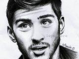Zayn Drawing Tumblr Zayn by Lepomiere On Deviantart One Direction Pinterest Zayn