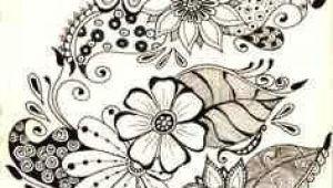 Zen Drawing Flowers Zendoodles Flowers Zen Drawings Doodles Doodle Art